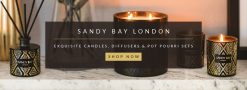 Sandy Bay London Candle Reed Diffuser Gift Sets