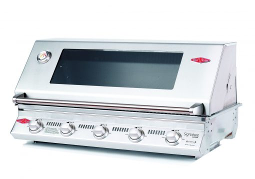 Beefeater Signature S3000S Series 5 Burner Stainless Steel BUILT IN BBQ Only (cast iron pack) 1