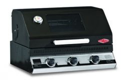 Beefeater Discovery 1100E Series 3 Burner BUILT IN BBQ (Barbecue Only)