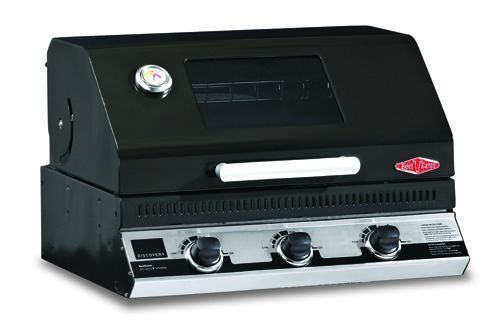 Beefeater Discovery 1100E Series 3 Burner BUILT IN BBQ (Barbecue Only) 1