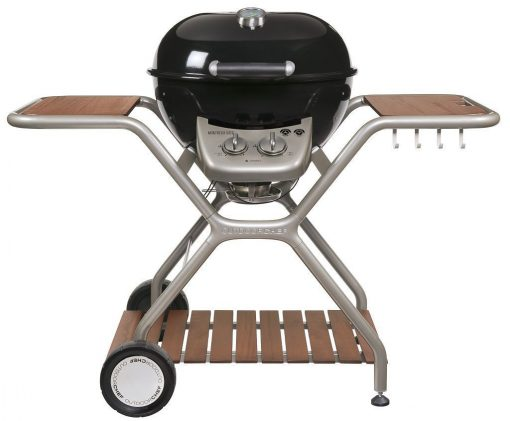 18 127 98 OutdoorChef Montreux 570G Gas Barbecue Black 2 | Avant Garden