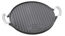Outdoorchef Griddle Plate Cast Iron 480 570