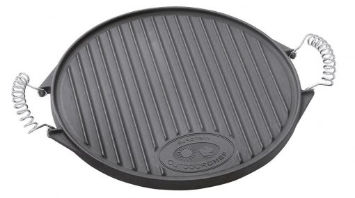 Griddle-Plate-Top-10-OutdoorChef-Barbecue-Accessories
