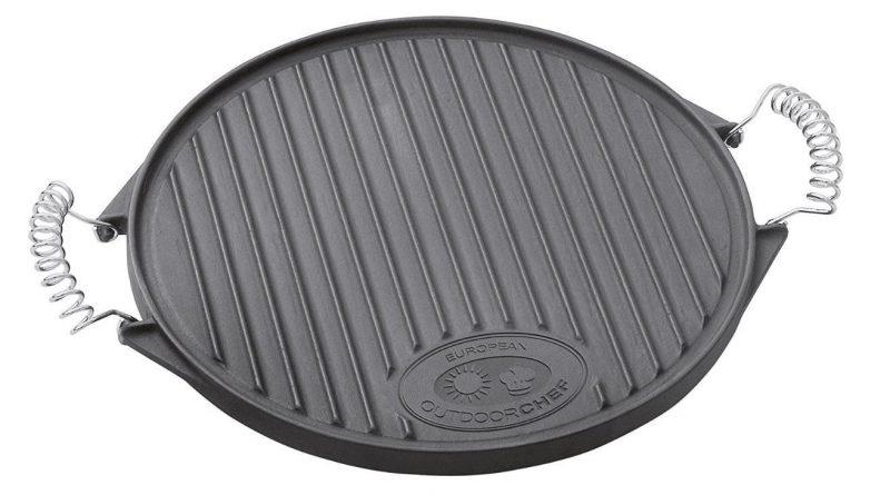 Griddle Plate Top 10 OutdoorChef Barbecue Accessories