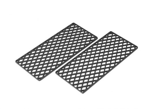 18 212 44 Outdoorchef Accessories DGS Cast Iron Barbecue Grids 2 Pcs