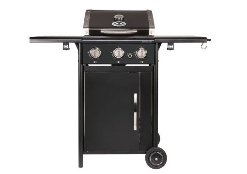 18 700 00 OutdoorChef DualChef Trolley Cabinet Gas Barbecue 315G