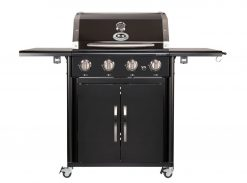 OutdoorChef 415G DualChef Trolley Cabinet Gas Barbecue 1 | Avant Garden
