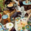 MiniChef OutdoorChef Gas Barbecue Lifestyle 1 | Avant Garden