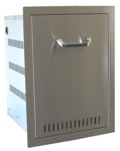 Beefeater BS24210 Outdoor Built In Propane Tank Drawer