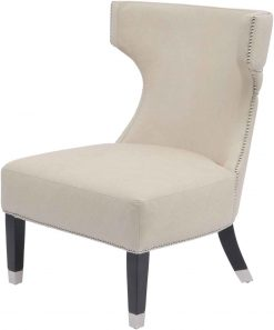 Halcyon Leather Cappuccino Occasional Chair
