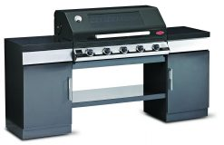 Beefeater BD79552 Discovery 1100E Gas Barbecue Outdoor Kitchen 5 Burner Complete
