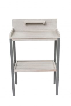 89015 English Garden Range Potting Table Grey 1 Avant Garden Guernsey