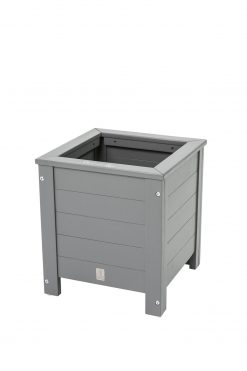 89017 English Garden Range Square Planter Grey 1 Avant Garden Guernsey