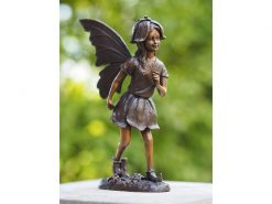 Bronze Fairy Flower Walking