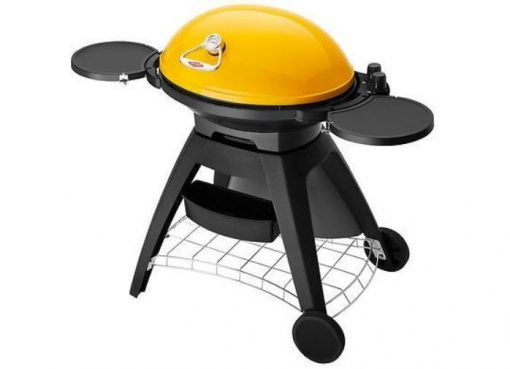 BB722AA Beefeater Gas Barbecue BIGG BUGG Series BBQ Trolley Amber 1 | Avant Garden