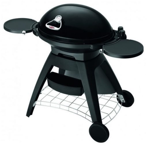 BB722BA Beefeater Gas Barbecue BIGG BUGG Series BBQ Trolley Black 1 | Avant Garden