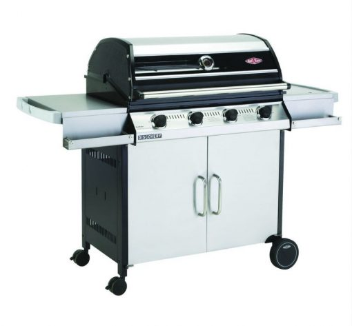 BeefEater BD47240 Discovery 1000RS 4 Burner Gas Barbecue Avant Garden Guernsey