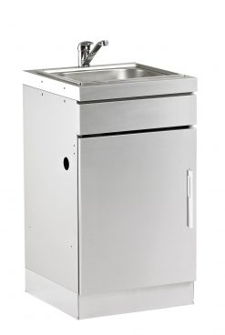 Beefeater BD77010 Discovery 1100S Series Outdoor Kitchen Sink Cupboard Only