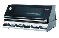 BeefEater Signature Black S3000e Series Built-In 5 Burner BBQ - BUILT IN BBQ Only