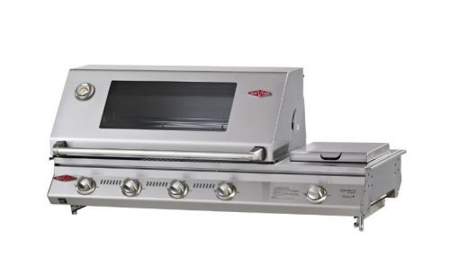 BS31550 Beefeater Signature Gas Barbecue SL4000S Series Stainless Steel BUILT IN BBQ 5 Burner 1 Avant Garden Guernsey