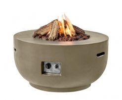 SRR6507T Happy Cocooning Cocoon Bowl Gas Fire Pit | Avant Garden Guernsey
