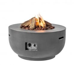SRR6507A Happy Cocooning Cocoon Bowl Gas Fire Pit | Avant Garden Guernsey