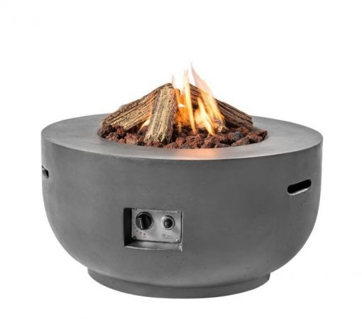 SRR6507A Happy Cocooning Cocoon Bowl Gas Fire Pit 4 | Avant Garden Guernsey
