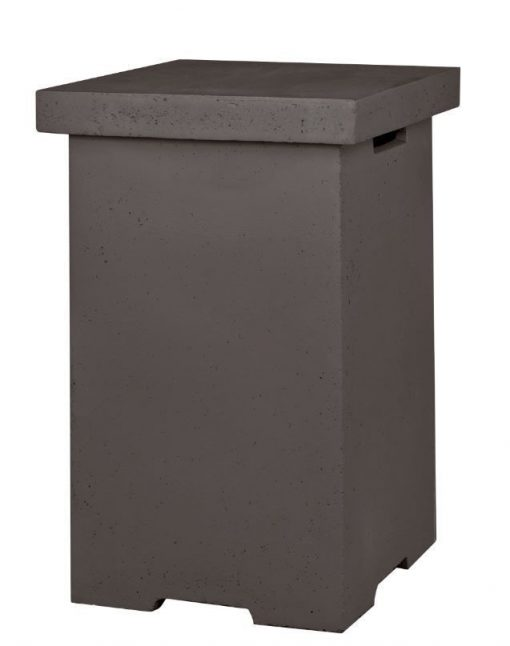 Happy Cocooning Enclosure Side Table LPG Square Grey 1