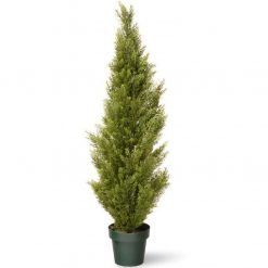 Arborvitae Potted Artificial Tree - 48""