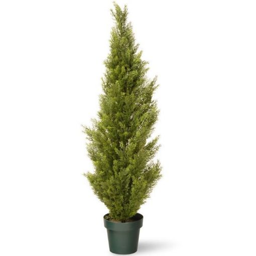 Arborvitae Potted Artificial Tree – 48″ 1