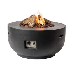 Happy Cocooning Cocoon Bowl Gas Fire Pit