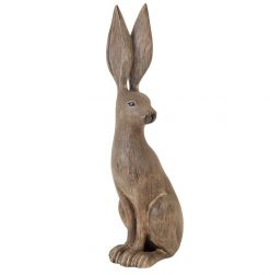 Hare Listening 44cm High