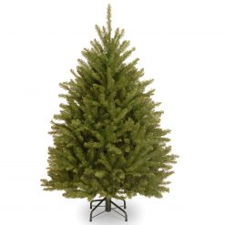 DUH3-45 Stuttgart Unlit Green Pine Artificial Christmas Tree 1 | Avant Garden