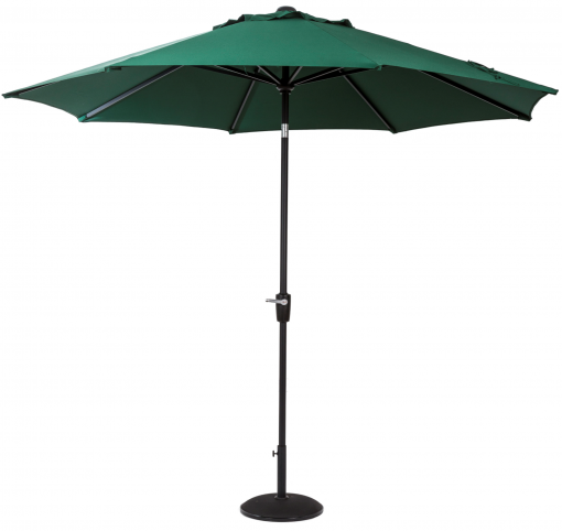 Cafe Continental Parasol Green 2
