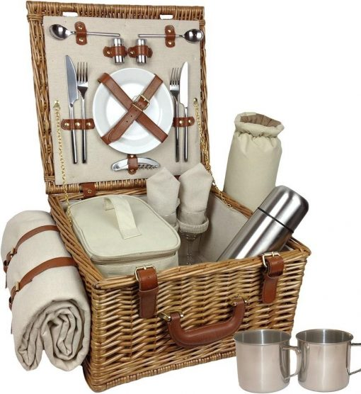 FH016 Launceston Picnic Hamper Super Deluxe 1 | Avant Garden