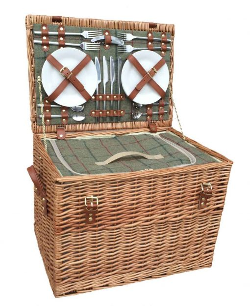 FH070 Cotswold Picnic Hamper Chill Four Person 1 Avant Garden Guernsey
