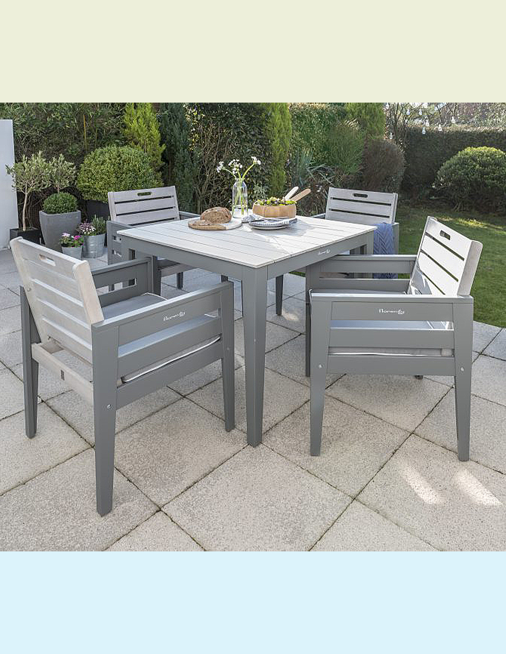 Awe Inspiring English Garden Range Dining Set Greywash Grey Evergreenethics Interior Chair Design Evergreenethicsorg