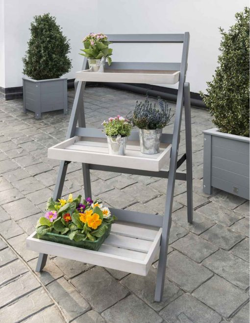 AVANT GARDEN RANGE FOLDING POT SHELF (2)