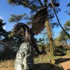 Dragon Bronze Sculpture Fountain Water Feature Le Guet Gsy 4 | Avant Garden