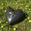 Peace Rose Cremation Urn For Ashes Memorial Heart Forest Church 1   Avant Garden