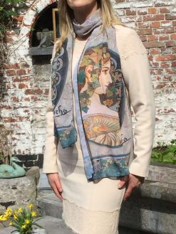 Long Ivy by Mucha Scarf