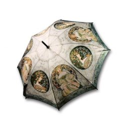 Umbrella Ivy by Mucha