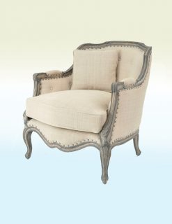 Libra Company Roxborough Occasional Chair Mindi Wood Finish Pair of Two