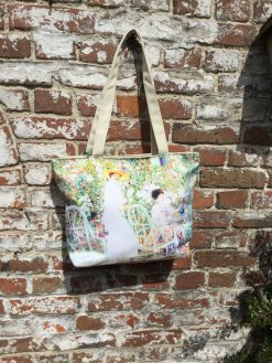 Tote Bag Small Lillies by Frieseke