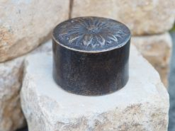 Bronze Memorial Sculpture Mini Urn Marguerite