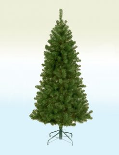 Bavarian Fir Artificial Christmas Tree - 6ft