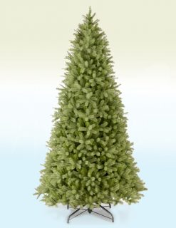Rhine Spruce Pine Artificial Christmas Tree - 10ft