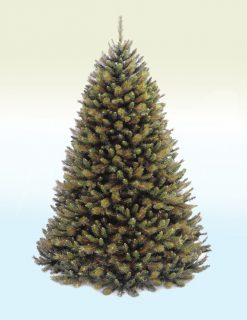 Freiburg Pine Artificial Christmas Tree - 7.5ft