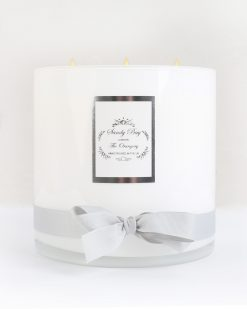 Sandy Bay London 5 Wick Hurricane Candle Orangery