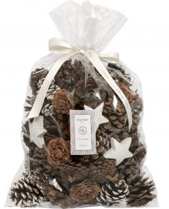 Sandy Bay London White Forest Pot Pourri 820grm